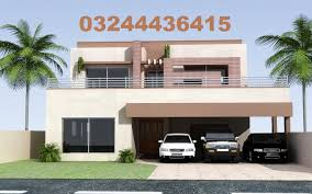 A Group of Construction First City Associates home front design