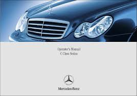mercedes benz c 230 kompressor sport manual operator u0027s manual c