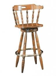 Wooden Swivel Bar Stool Chelsea Swivel Bar Stool Foter