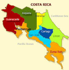 san jose costa rica on map san jose costa rica mission about maps of costa rica