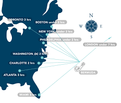 Jetblue Airports Map Airlines Serving Bermuda