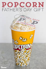Halloween Popcorn Gifts by Diy Fathers Day Gift Idea Popcorn Present Darice