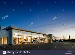 lexus night lexus car showroom at night stock photo royalty free image