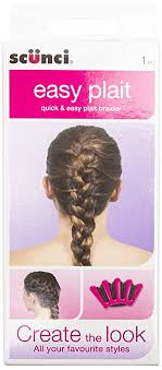 scunci hair scunci easy plait tool co uk health personal care