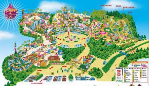 Maps For Kids Parc Asterix Lugares Y Espacios Favoritos Pinterest France