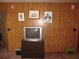 can you paint wood paneling best house design wood paneling