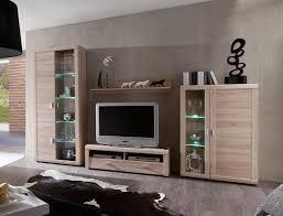 Wohnzimmerschrank In Eiche Schrankwand Eiche Sagerau Alle Ideen Für Ihr Haus Design Und Möbel