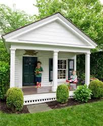 Backyard Play Houses by 68 Best Backyard Playhouses Images On Pinterest Backyard