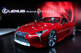 lexus lf lc buy detroit mi lexus unveils lf lc hybrid a concept sport coupe