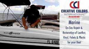 Interior Boat Cushion Fabric Mobile Boat Interior Restoration And Upholstery Repair