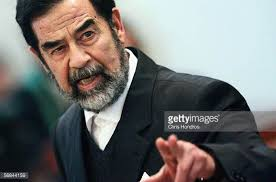 saddam hussein stock photos and pictures getty images