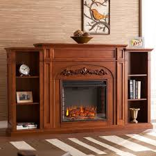 Amish Electric Fireplace Amish Electric Fireplace With Bookshelves Electric Fireplace Bookcase
