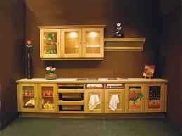 trompe l oeil cuisine peinture en trompe l oeil sur éléments cuisine annecy