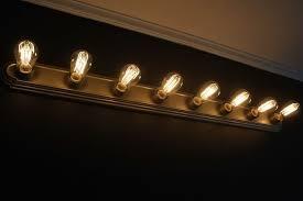 white vanity light bulbs rise and shine bathroom vanity lighting tips for light bulbs plan 1