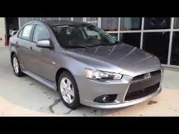 Mitsubishi Lancer 2014 Interior 2014 Mitsubishi Lancer Cvt Gt Awd Youtube