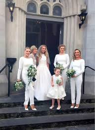Formal Jumpsuits For Wedding Best 25 Bridesmaid Jumpsuits Ideas On Pinterest Infinity Dress