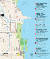 Downtown Chicago Hotels Map by Book Your Hotel Room Today Nass Daily News