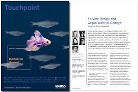 Framework Design by Service Design And Organisational Cultural Change A Context