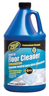 Zep Laminate Floor Cleaner Amazon Com Zep Commercial Zuneut128 Neutral Floor Cleaner