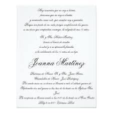 Wedding Invitations In Spanish Spanish Quinceanera Invitations U0026 Announcements Zazzle