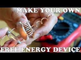Rare How To Make Video How To Make A Free Energy Device Cheap And Easy Youtube