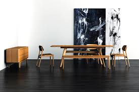 Modern Wooden Chairs For Dining Table Dining Room Furniture From Sc41 Furniture Santa Cruz