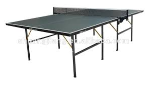 Foldable Ping Pong Table Md Sports Official Size Indoor Table Tennis U0026 Reviews Wayfair