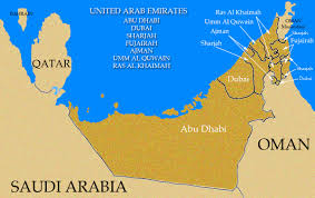 map of oman and uae o shea the official website