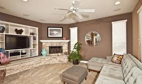 wall colors for family room brown wall color schemes for family room decoration with creative