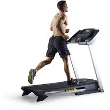 Small Treadmills For Small Spaces - proform 305 cst folding treadmill with power incline and