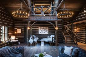 luxurious rustic log cabin with past lists for 7 995m