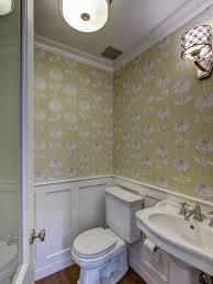 images of green wallpaper bathroom sc