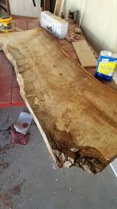 diy live edge wood coffee table album on imgur