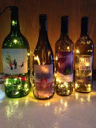 wine bottles how to make a lighted wine bottle snapguide