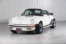 porsche 930 turbo for sale 1989 porsche 930 turbo coupe carrera turbo stock 1989125 for