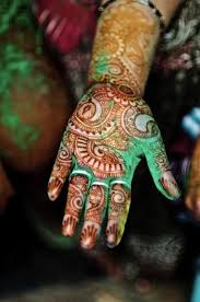 the ancient henna tradition a festival brides boho guide weddbook
