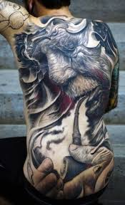 Back Tattoos - top 50 best back tattoos for ink designs and ideas