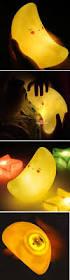outdoor mushroom lights us 6 99 creative kawaii moon shape led night light novel children