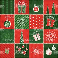 green christmas wrapping paper christmas wrapping paper stock vector more images of