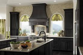 Images Of Kitchens With Black Cabinets The Mysterious Charm Of Small Kitchens With Black Cabinets My