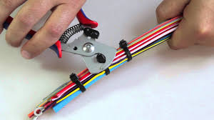 cable tie removal tool how it works youtube