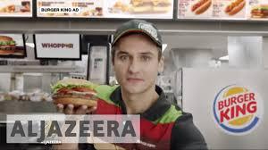 Sofa King Advert by Google Shuts Down New Burger King Ad Youtube