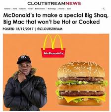 Big Mac Meme - dopl3r com memes cloutstreamnews national world