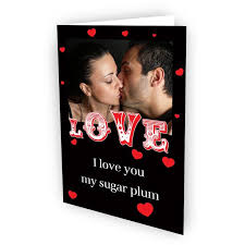 personalised valentines day cards s photo cards by bags