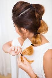 best 25 bubble ponytail ideas on pinterest viking hair sporty