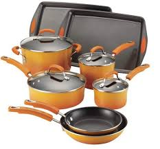 target rachel ray cookware black friday rachael ray hard anodized nonstick 10 piece cookware set 109 99