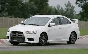 2008 mitsubishi lancer evolution mr u2013 short take road test u2013 car