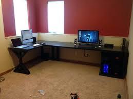 40 Computer Desk Desk Black L Shaped Computer Desk 2017 56 Trendy Black L Shaped
