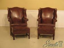 Ethan Allen Leather Chairs Ethan Allen Chairs Ebay
