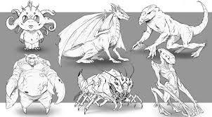monsters ram studios comics